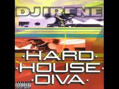 Dj irene Hard House Diva intro Video