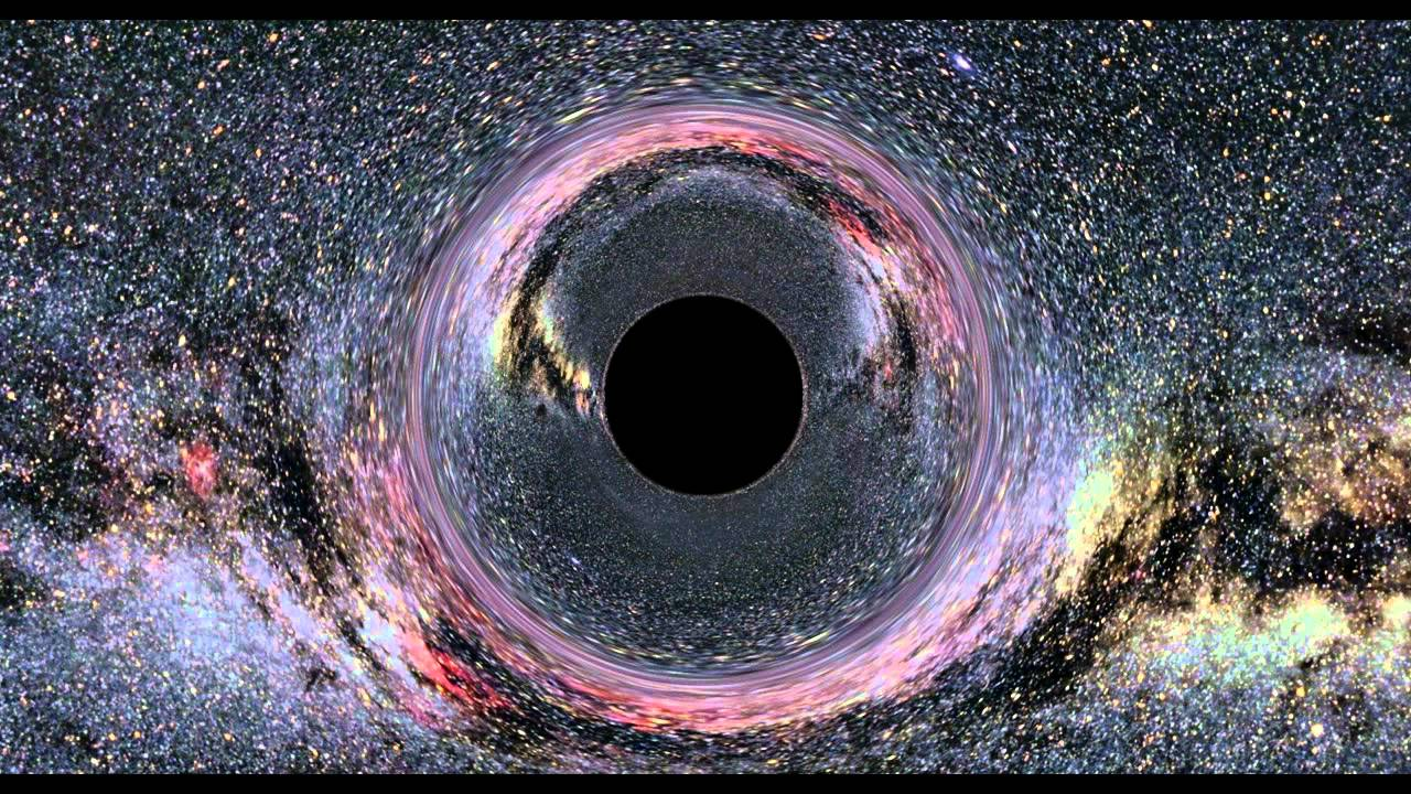 moving black hole - photo #31