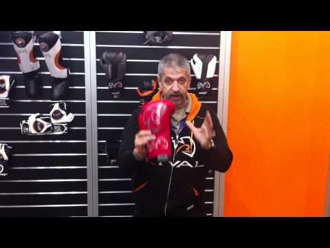 RFX Guerrero - Pro Fight Glove - Russ Anber review