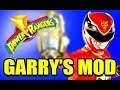 Gmod POWER RANGERS Mod! (Garry's Mod)