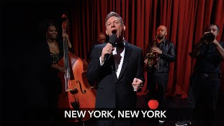 NYC Bids Adieu To Donald Trump (In Song)