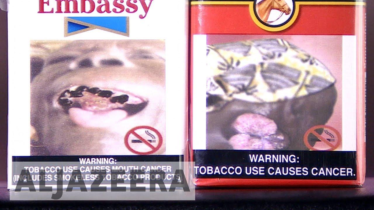 Tobacco giant fights Kenya's anti-smoking laws