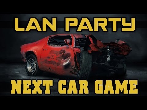 Next Car Game The Legend of Scoots - LAN Party