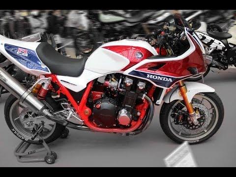 Honda Cb1300sb Custom Youtube