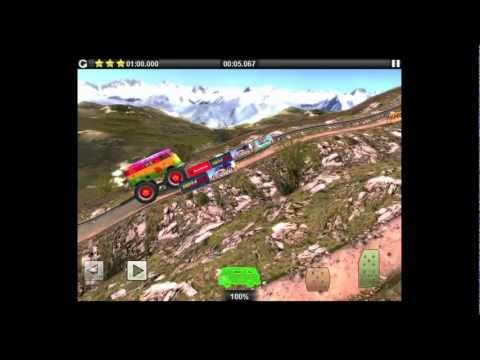 Offroad Legend iPad App Review - CrazyMikesapps