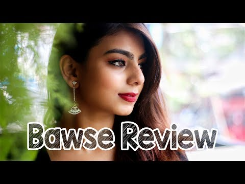 LILLY SINGH X SMASHBOX Always On Liquid Lipstick BAWSE Review + 8 hour wear test.