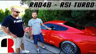 "Ford Mustang ""Bagged"" 