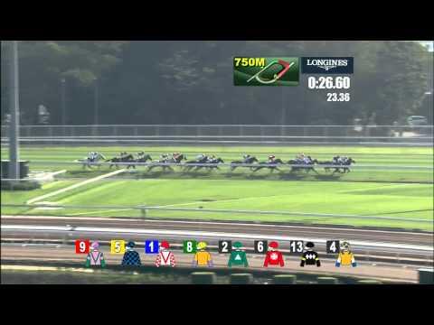 Vidéo de la course PMU HONG KONG SPRINT