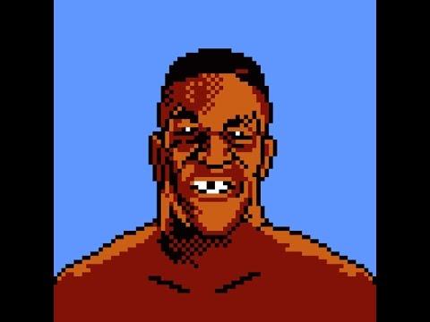 Mike Tyson pelea contra si mismo en Punch out epicness
