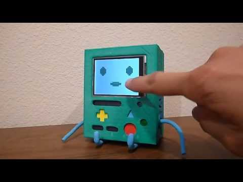 Real BMO Buddy, Version 0.001