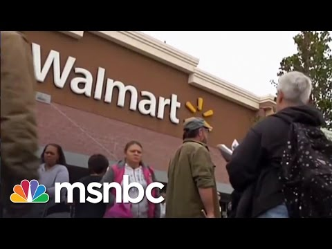 Walmart Raises Hourly Wage | All In | MSNBC