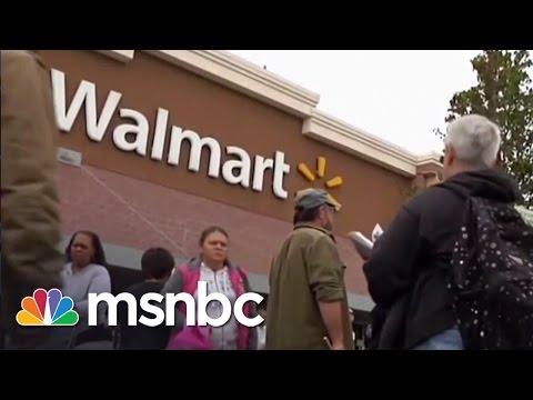 Walmart Raises Hourly Wage | msnbc