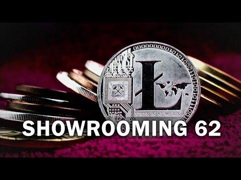 Showrooming #62: Nová Prodejna budoucnosti, Bitcoin a Litecoin v platebních terminálech Alza.cz!