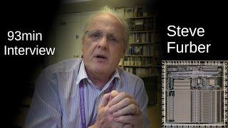 ARM microarchitect: Steve Furber