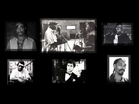 Fytch - Legends Never Die - Mashup feat 2Pac, Biggie, Mobb Deep, Snoop Dogg & Scarface
