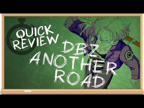 Dragon Ball Z: Shin Budokai Another Road (PSP) - Quick Review