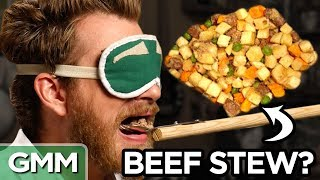 GMM Food Challenge + Taste Tests