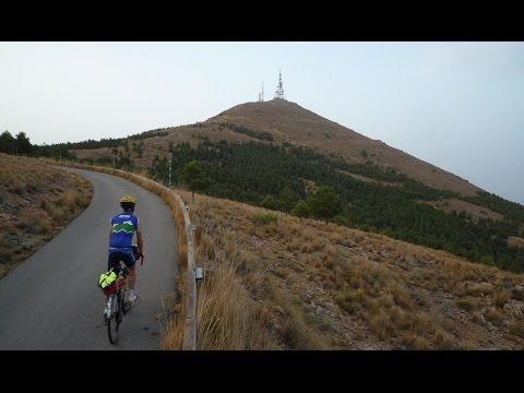 Félsivatagban+ Tetica Bacares (2080 m) Biciklitúra Andalúziában / Bicycle tour: Andalusia, Andalucia