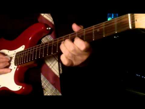 Jaane jaan dhoondhta phir raha Guitar Instrumental.......:-)