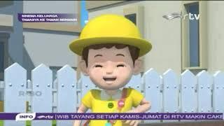 Film Anak-Anak Tayo - Kejutan Untuk Duri