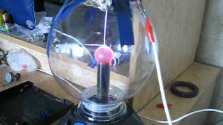 plasma-ball Smitt research