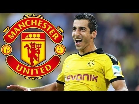 Mkhitaryan to Manchester United | Transfer Talk