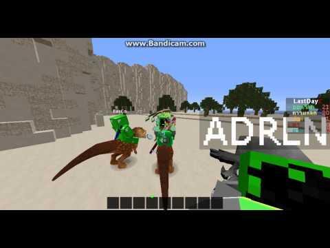 Minecraft LastDayZ - กิจกรรมใหม่ ! อยากรู้ มาสนุกกันสิ่