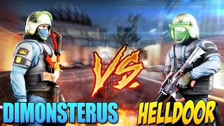 DIMONSTERUS vs HellDoor - ДУЭЛЬ в CS:GO