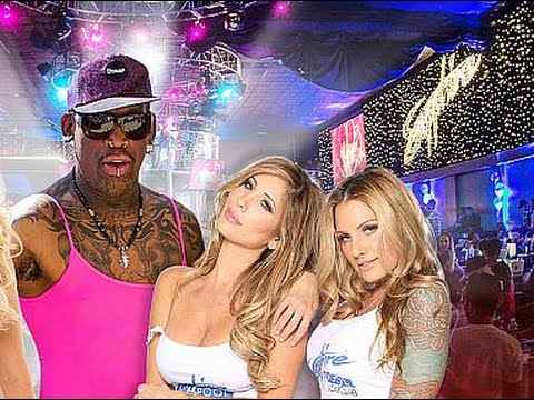 Dennis Rodman a CIA Asset?  His North Korea Secret Mission Revealed