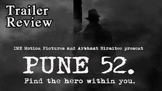 Marathi Movie Pune 52 Trailer Review - Girish Kulkarni, Saie Tamankar [HD]