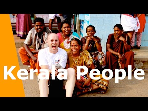 Meet the people of Kerala India