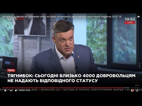 В Україні олігархічна система управління і це потрібно негайно змінювати, ‒ Олег Тягнибок