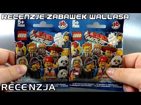 Tajemnicze Ludziki Lego z Saszetki #6 i #7 - recenzja zabawki - Lego Minifigures Lego Przygoda