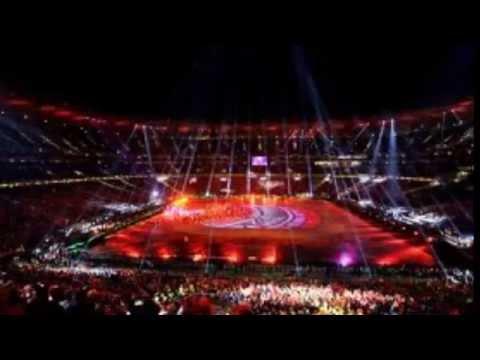 Closing Ceremony FIFA World Cup 2014 | Shakira, Santana, Ivete Sangalo performance Closing Ceremony