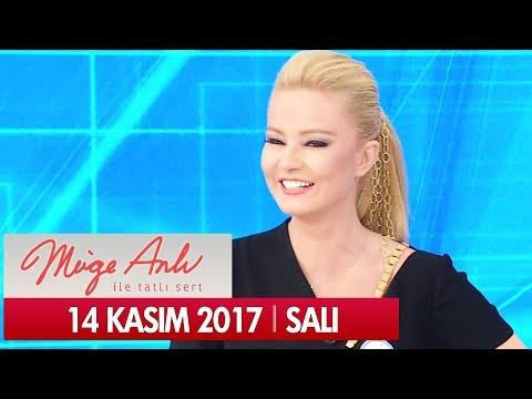 Müge Anlı ile Tatlı Sert 14 Kasım 2017 - Tek Parça