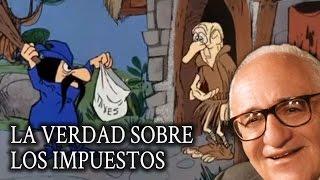 La verdad sobre los impuestos | Murray Rothbard