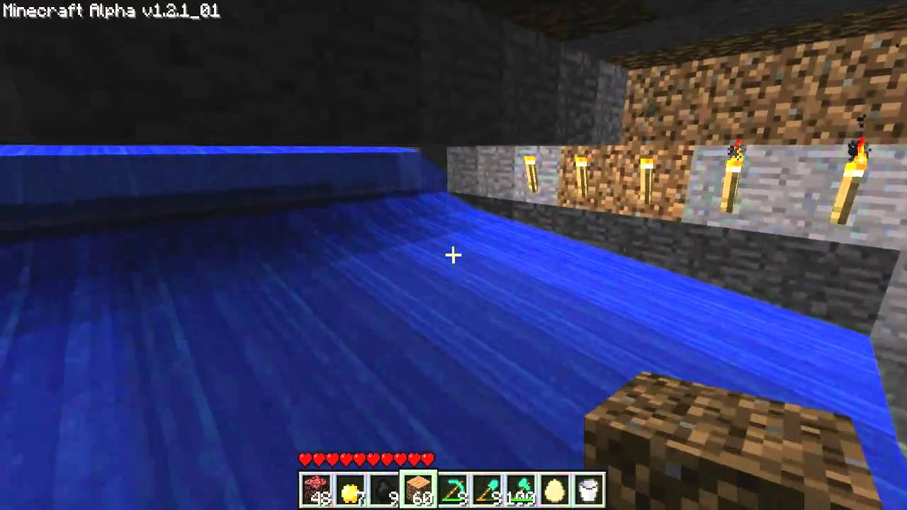 Minecraft my Castle And Moat