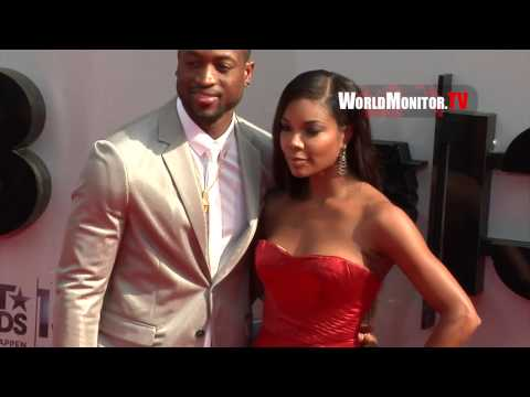 Gabrielle Union, Dwyane Wade, Ciara, Future 2013 BET Awards Red Carpet Arrivals