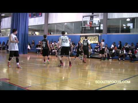 Team9 #38 Dillon Johnson 5'8 145 Crescent High School 2015 OK
