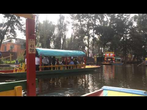 #Xochimilco y la #banda