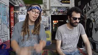 N.S.T. Interview: Bobie & Noddy Chi - ''Hip hop je slobodan govor''