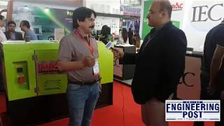 Engineering Post Exclusive, Mr.Javaid Rasool, Manager Marketing and Sales, Imperial Electric Co