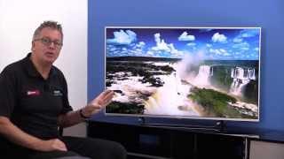 Sony X83 Series KD49X8307CS 4K Ultra HD LED TV (YouTube 4K setting)