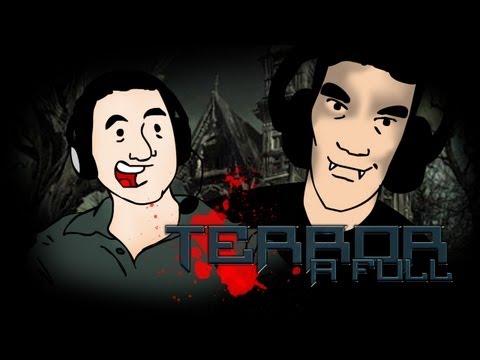 Terror a Full con TownGamePlay. Tum Tum. Alfalta. B3aner y Kim!!