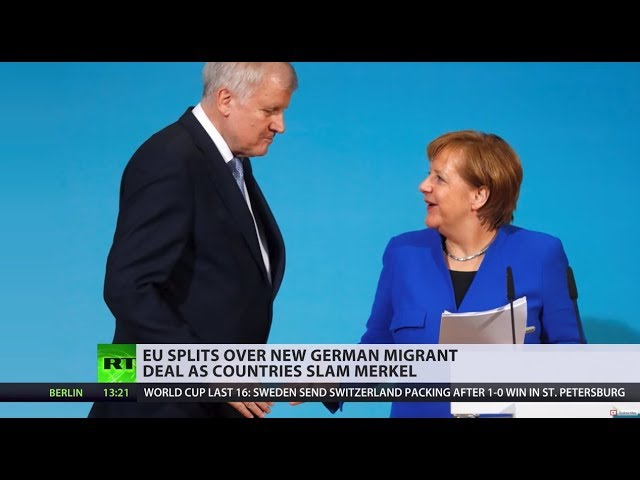 'Migrant deal bit of a show': Merkel's new border regime under fire from EU countries