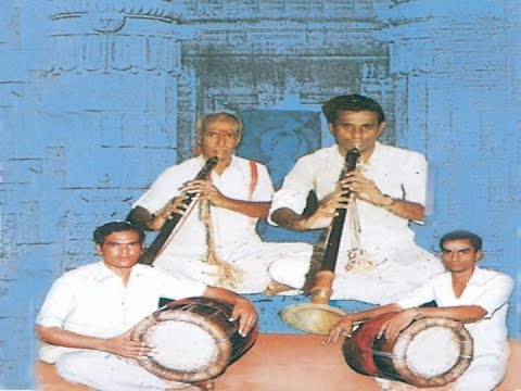Manasu Nilupa : Nadaswaram (classical Instrumental) - By Pallavi Bhaskar video