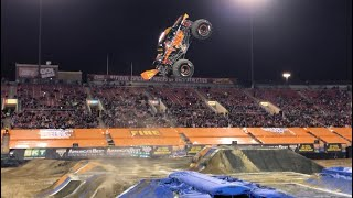 Monster Jam All Star Challenge 2019 HIGHLIGHTS - Racing - Best Trick - FREESTYLE 10/11/19 - 10/12/19