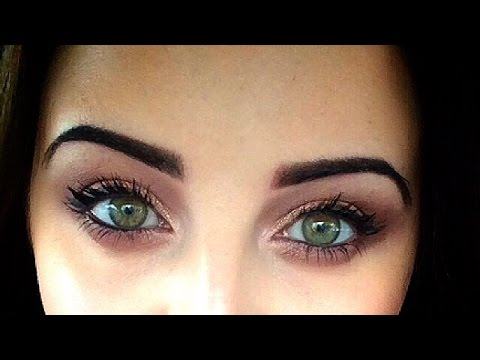 SEMI PERMANENT EYEBROWS (Brow Tattoo) {Video Diary - Before. During Healing. After)