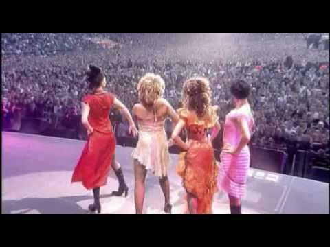 Tina Turner - Private Dancer [Live] HD.avi