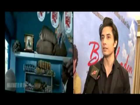 Pop-singer Ali zafar debuts in Bollywood